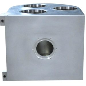 """18"""" Sputter Vacuum Chamber - Stainless Steel"""