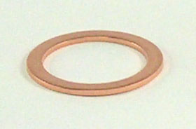 Copper gasket seal for Desk TSC view port