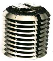 15K Charcoal Array Kit, Model Cryotorr10/Cryoplex10