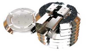 15K Charcoal Array Kit, Model Cryotorr8F