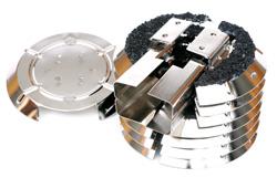 15K Charcoal Array Kit, Model Cryoplex8LP