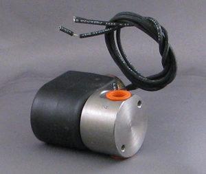 Vent Valve - Solenoid, 24VDC N/C .25 FPT