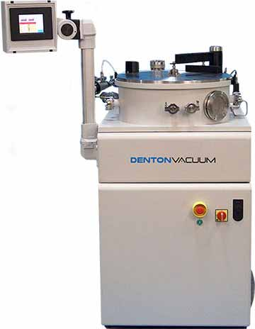 denton vacuum voyager thin film deposition system