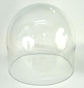 """Bell Jar, Pyrex - 14"""" D X 18"""" High"""