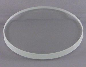 SIGHT GLASS PYREX 5.00 DIA X .50 THICK