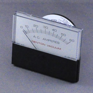 0-60 Amp In-Line Meter for DV-502A