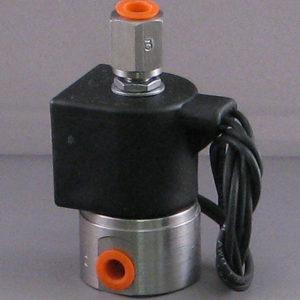 VALVE-SOLENOID, 24VDC N/O .12 FPT (SKINNER)