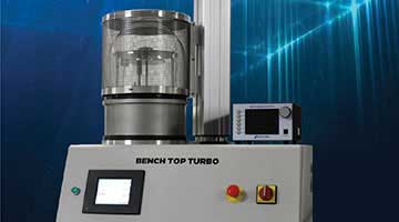 benchtop-turbo solution