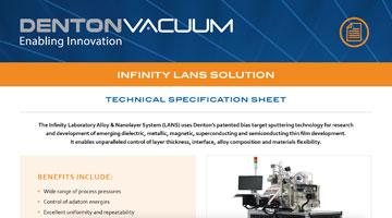 Infinity LANS brochure thumbnail