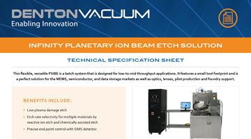 Infinity Planetary Ion Beam Etch brochure thumbnail